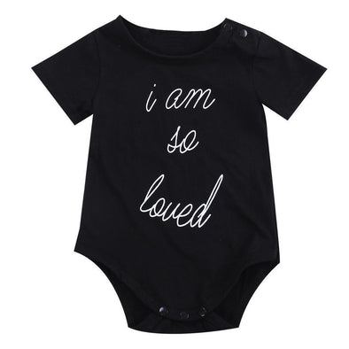 I am so loved onesie-onesie-Lavendersun