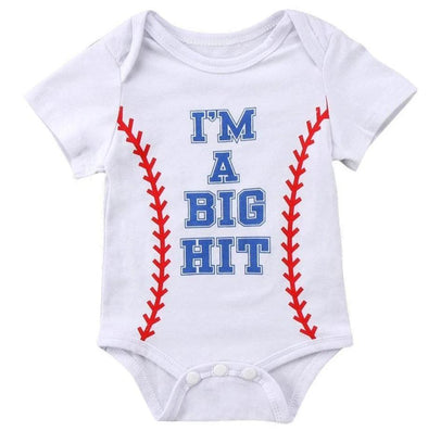 I'm a big hit onesie product image - Lavendersun