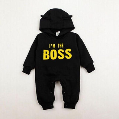 I'm The Boss Pajamas-pajamas-Lavendersun