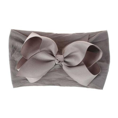 Large Bow Headband-headbands-Lavendersun