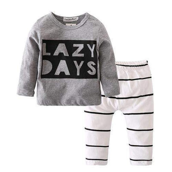 Lazy Days 2 Piece Set-outfit-Lavendersun