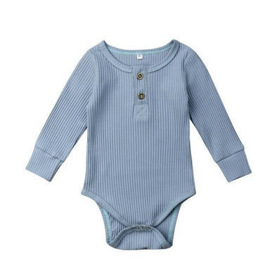 Light Blue Onesie-onesie-Lavendersun