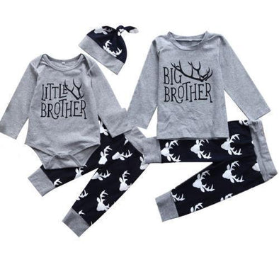 Little Brother Or Big Brother Sets-outfit-Lavendersun
