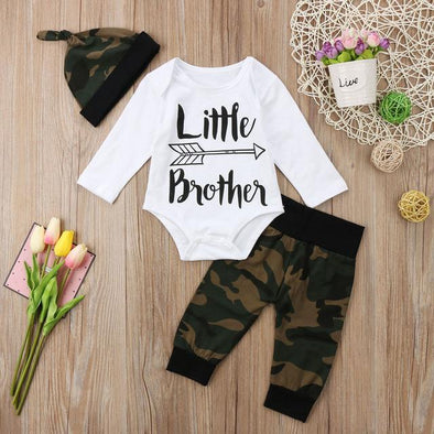 Little sister and little brother outfits