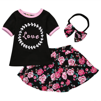 Love pink outfit product image - Lavendersun