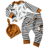 Hip Feather Baby Outfit