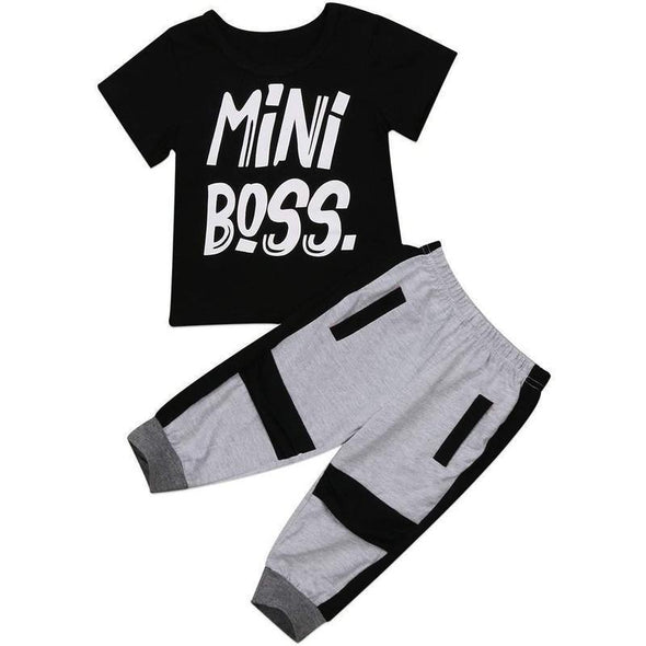 Mini Boss outfit product image - Lavendersun