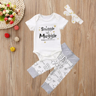 Plain Snuggle This Muggle Outfit-outfit-Lavendersun