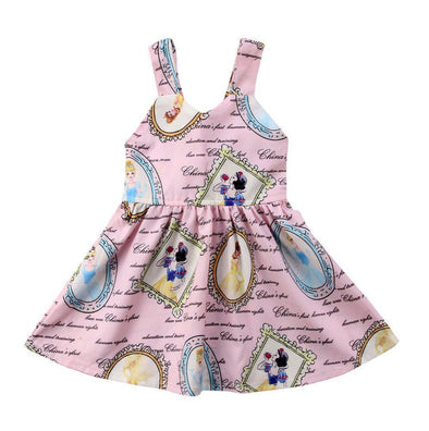 Princesses Dress-dress-Lavendersun