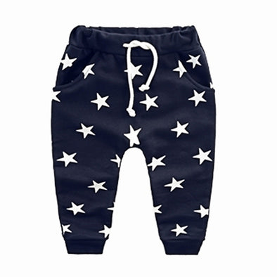 Stary Night Toddler Pants
