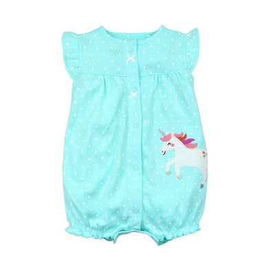 Unicorn fun romper
