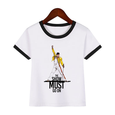 Queen Freddie Mercury Themed t-shirts