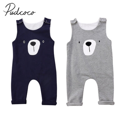 Mr ted romper Product image - Lavendersun