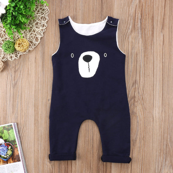 Mr ted romper