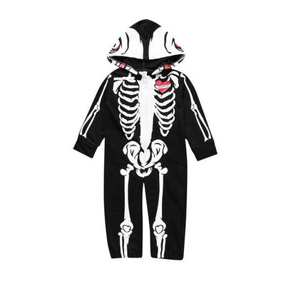 Skeleton Bub Romper