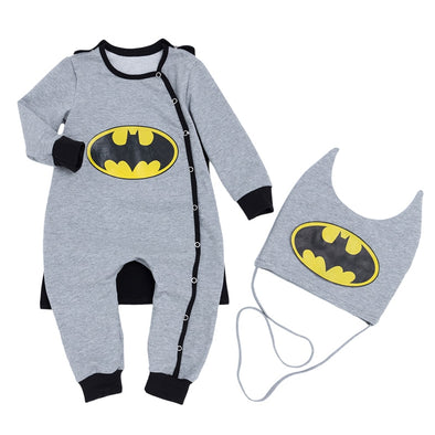 Super batman romper