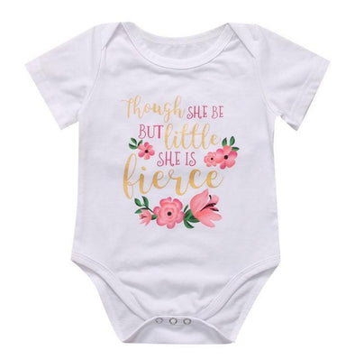 She is fierce floral onesie-outfit-Lavendersun