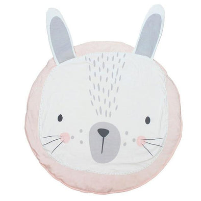 Shy Rabbit Play Mat-accessories-Lavendersun