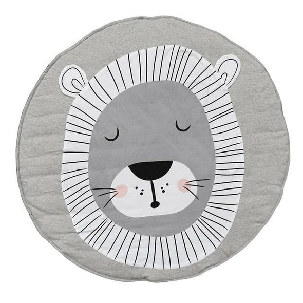 Sleepy Lion Play Mat-accessories-Lavendersun
