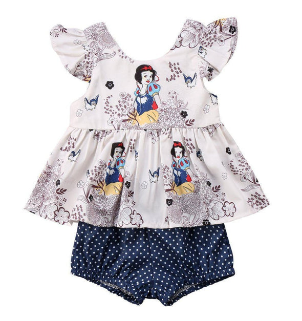Snowwhite outfit product image - Lavendersun
