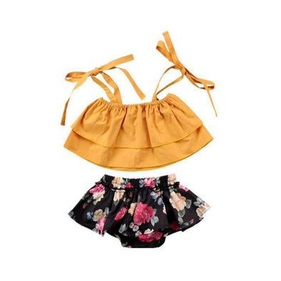 Spring Baby Outfit