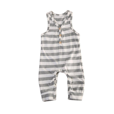 Stripey tuesday romper product image - Lavendersun