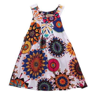 Sunny paradise dress product image - Lavendersun