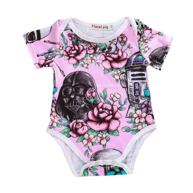 The Dark Side Onesie-onesie-Lavendersun