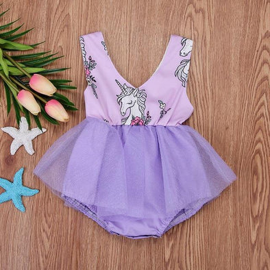 Unicorn Power Dress-dress-Lavendersun