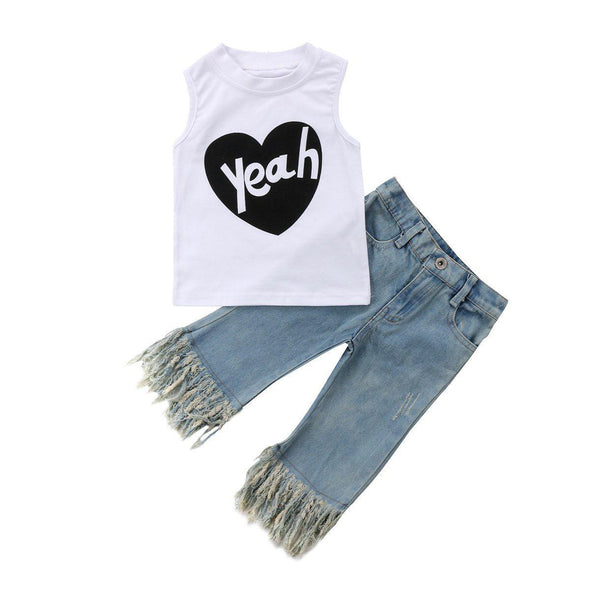 Yeah girl outfit product image - Lavendersun
