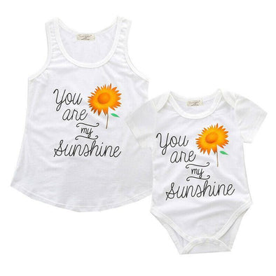 You Are My Sunshine Onesie-onesie-Lavendersun