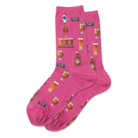 Craft Beer Socks (women's)