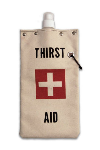 Thirst Aid Canteen 25oz