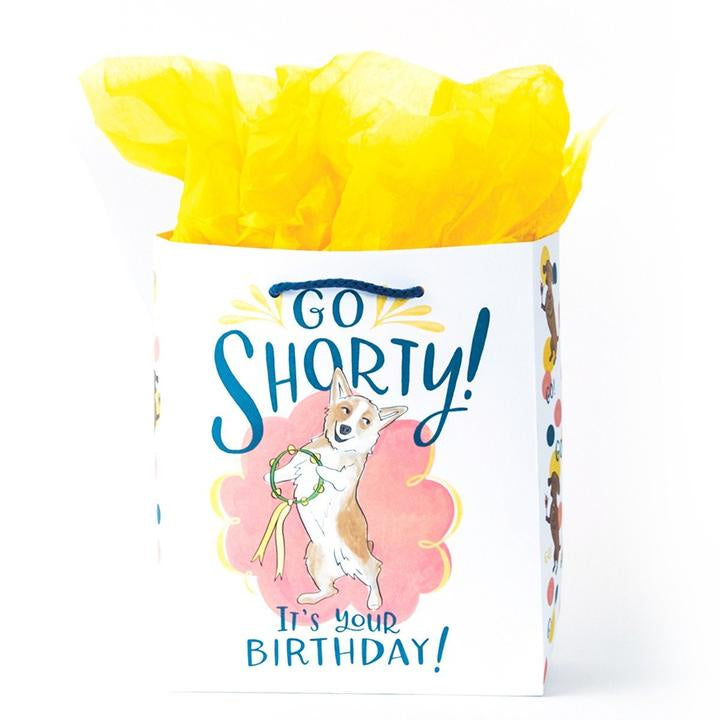 Go Shorty Bday Gift Bag