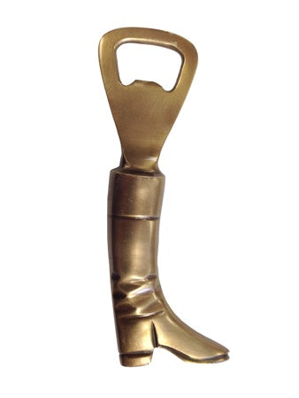 Riding Boot Bottle Opener