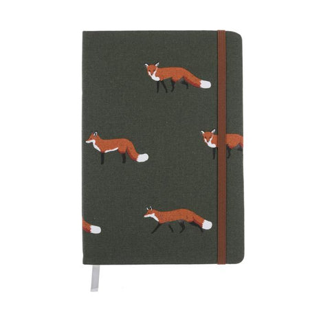Fox Notebook