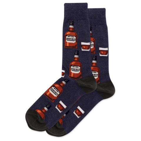 Bourbon Lover's Sox