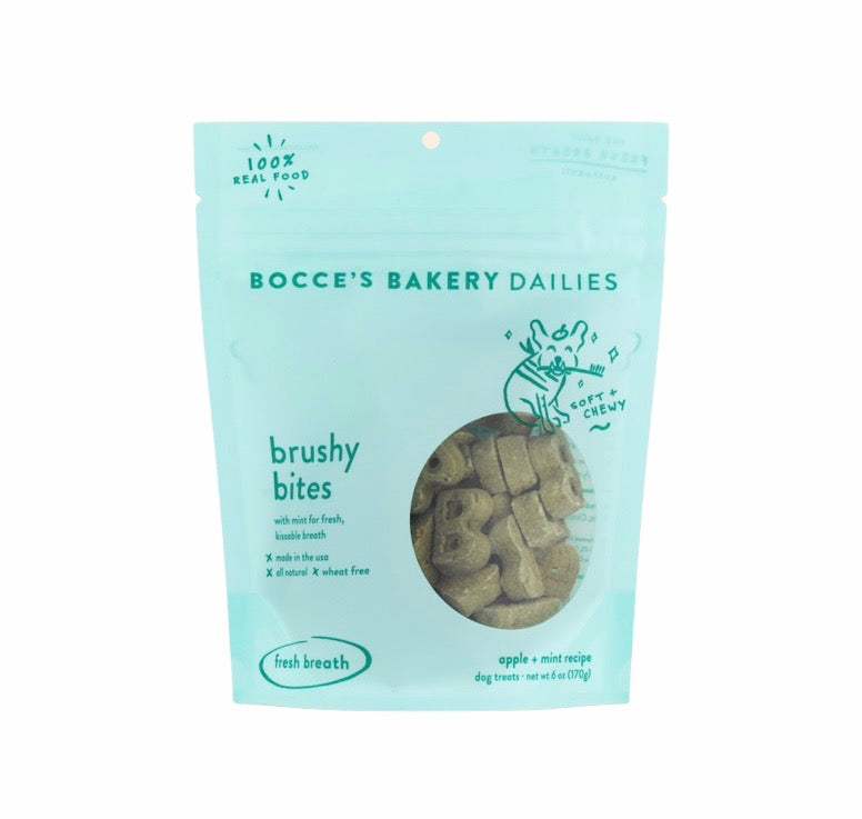 Bocce's Dailies Treats (3 flavors)