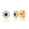 Flower Stud Earrings (2 colors)