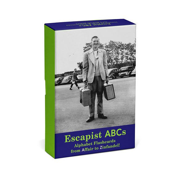 ABC Flashcards: Escapist