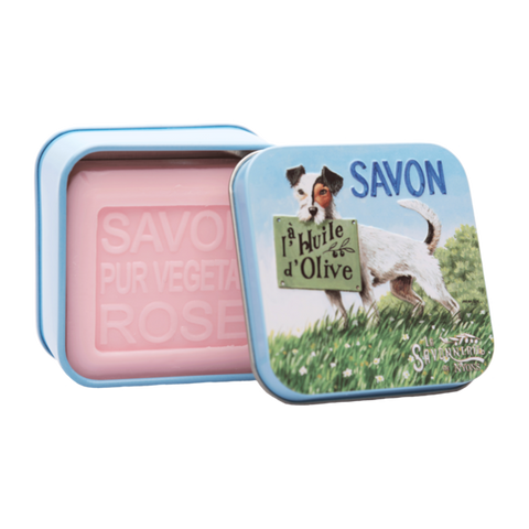 Chien French Soap
