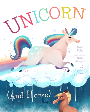 Unicorn (And Horse) Book