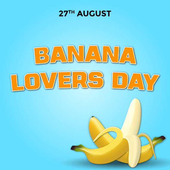 Celebrate Banana lovers day with Banana flavored lubricants