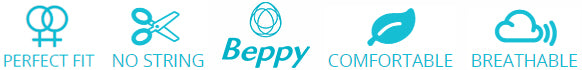Beppy Soft-Tampons | WorldCondoms