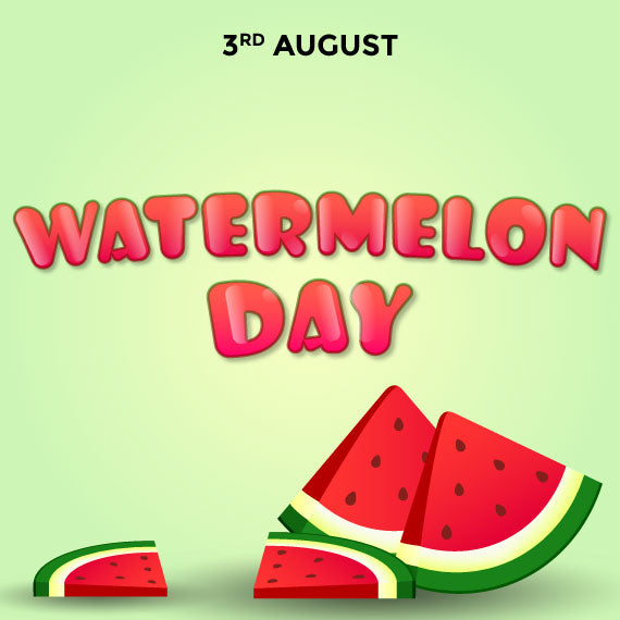Celebrate Watermelon day with watermelon flavored lubricants