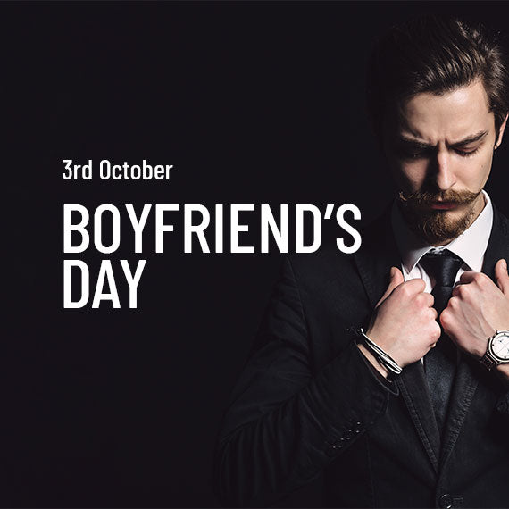 Boyfriend Day gifts for him
