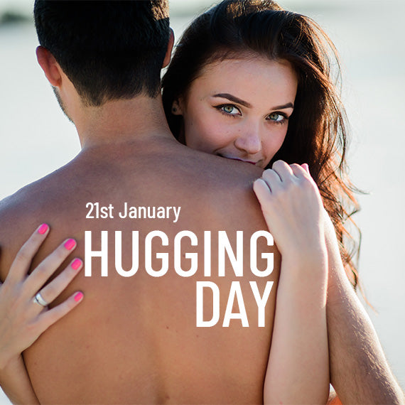 Hugging day