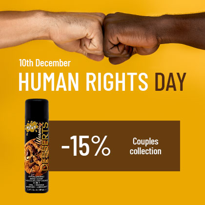 human rights day discount for couples collection