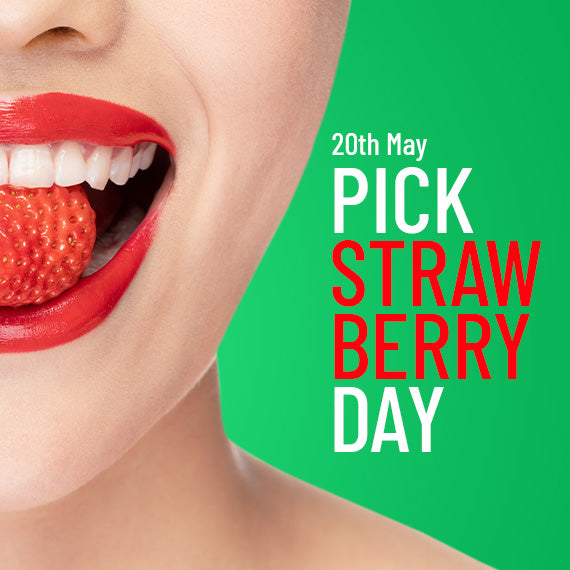 Pick Strawberies Day