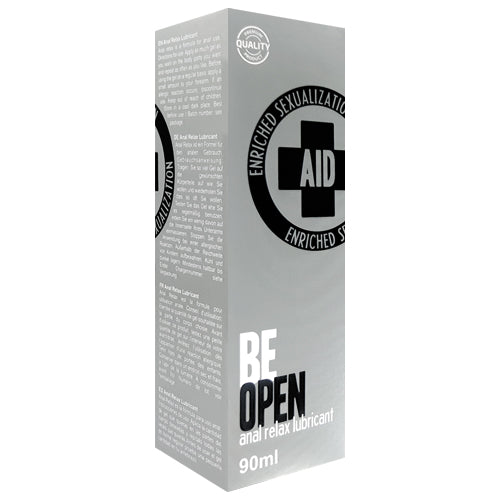 Cobeco Aid Be Open Anal Relax 90ml